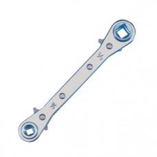 Ключ с храповиком W122
