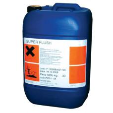 Моющая жидкость SUPER-FLUSH (упаковка 6 кг)